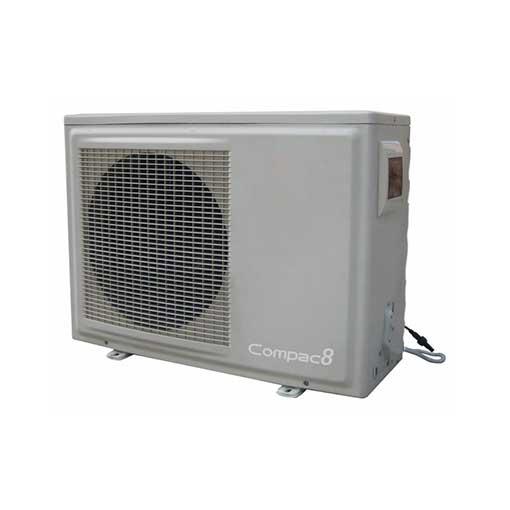 Compac 6 heat pump 6kw pool heat pumps - Swimming pool heat pumps for sale ...